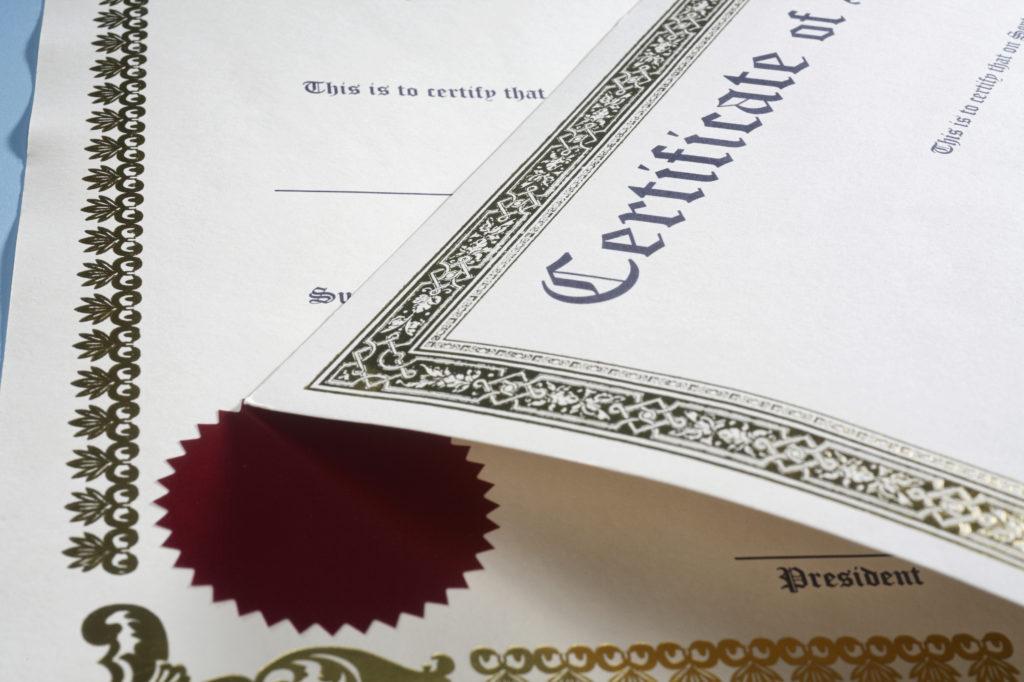 Certificate In Professional Fundraising Fundraising Institute